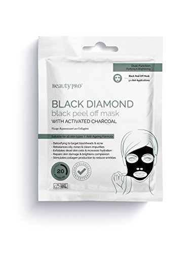 beautypro-black-diamond-black-peel-off-mask-with-activated-charcoal-6-applications-3-sachets