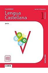 Descargar gratis CUADERNO LENGUA PAUTA 1 PRIMARIA 3 TRIM SABER HACER CONTIGO en .epub, .pdf o .mobi