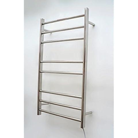 Estante de la ropa del estante de toalla, toalla de baño y ropa de secado eléctrico de calefacción eléctrico tipo colgante de pared , light