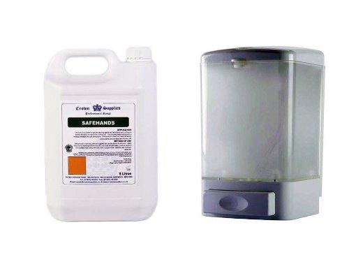 bulk-remplissez-le-distributeur-de-savon-safehands-5-litres-de-savon-pour-les-mains-antibacterien