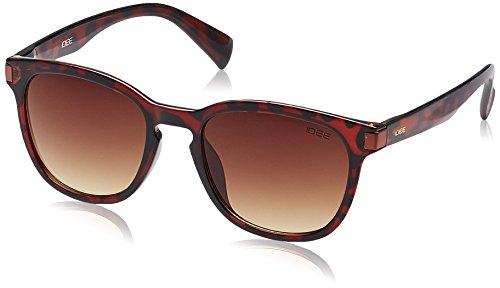IDEE Gradient Square Unisex Sunglasses - (IDS2088C2SG|51|Brown Gradient lens)