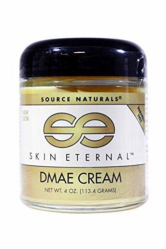 Source Naturals Skin Eternal DMAE Cream, 4 Ounce