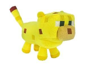 Minecraft 7-inch Soft Ocelot Plush Toy