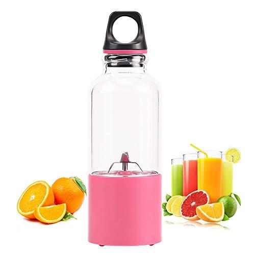 Newmere 500ml Portable Juicer Cup elektrische automatische Saftpresse Obst Mixer
