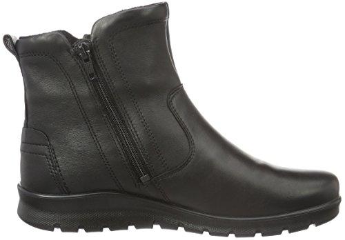 Ecco Babett Boot, Bottes Classiques Femme Noir (BLACK11001)