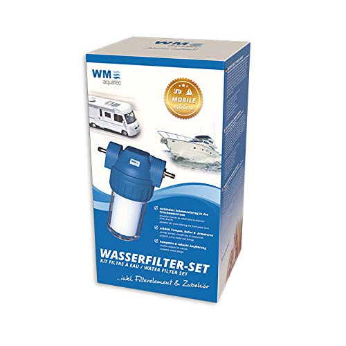"WM aquatec Wasserfilter-Set ""Mobile Edition"""