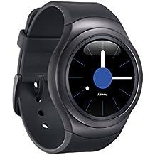 "Samsung Gear S2 Sport - Smartwatch (1.2"", Tizen, 512 MB de RAM, memoria interna de 4 GB), color gris oscuro"