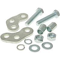 Höherlegungssatz Aluminium für Derbi Senda (00-), Aprilia RX/SX, Gilera RCR/SMT