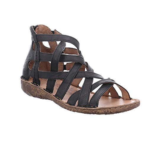 Josef Seibel 79517 Rosalie 17 Mujer Sandalia con Tiras,Sandalias Romanas,Sandalias de Gladiador,Zapatos...