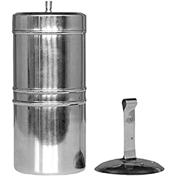 JAYANTHI Stainless South Indian Filter Coffee maker