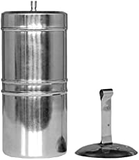Jayanthi Coffee, Stainless Steel South Indian Coffee Filter