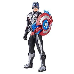 Avengers - Figura Titan Hero FX Capitán America (Hasbro E3301EW0)