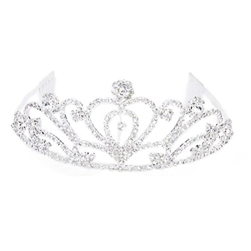 pixnor-wedding-prom-bridal-crown-rhinestone-crystal-decor-headband-veil-tiara-sliver