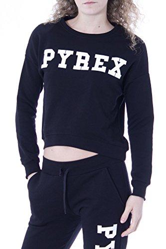 PYREX - Femme sweatshirt regular fit 28911 Noir