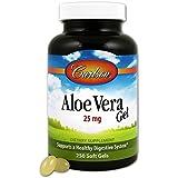 Gel de Aloe Vera, 250 Cápsulas - Laboratorios de Carlson