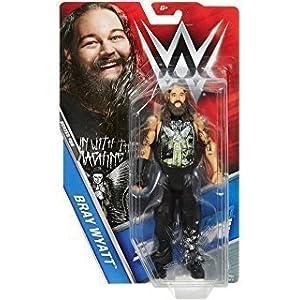 WWE Serie Basic 69 Action Figure - Bray Wyatt 'Capo Del Wyatt Famiglia'