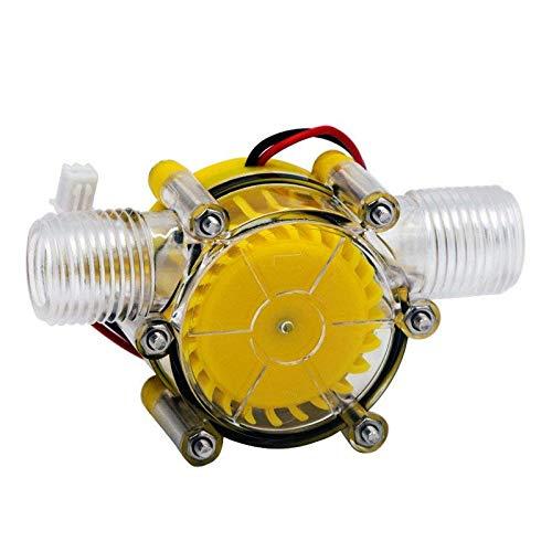 Dc12v g1 2 Wasserturbine Generator Wasser Mikro-Wasserkraft diy Ladegerät