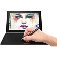Lenovo Yoga Book 25,5 cm (10,1 Zoll Full HD IPS Touch) Convertible Tablet-PC (Intel Z8550, 4GB RAM, 128GB eMMC, Windows 10 Pro) schwarz
