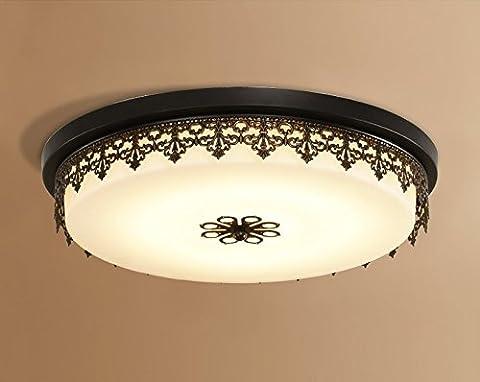 Retro American Decke Lampe Wohnzimmer Küche Zimmer Licht European Retro