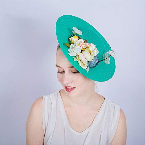 LYQ Princess Damen Hüte Fascinators Cocktail Tea Party -