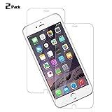 FengKS [2 Pack] pour iPhone 7s Plus/iPhone 8s Plus - Verre Trempé,HD Protection...