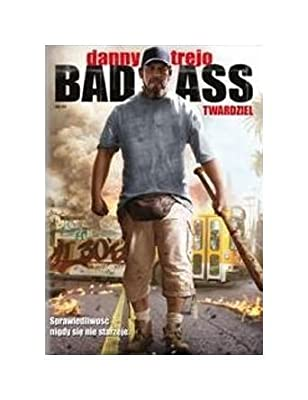 Bad Ass [DVD] [Region 2] (English audio) by Danny Trejo