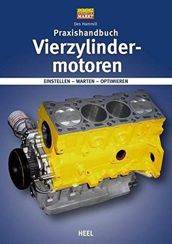 Praxishandbuch Vierzylinder-Motoren: Einstellen - Warten - Optimieren