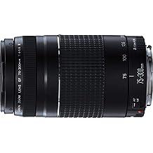 Canon EF 75-300mm f/4.0-5.6 III Objectif [Ancien Modèle] (Reconditionné)