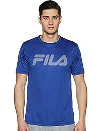 8212c93115 Fila Men's T-Shirts Online: Buy Fila Men's T-Shirts at Best Prices ...