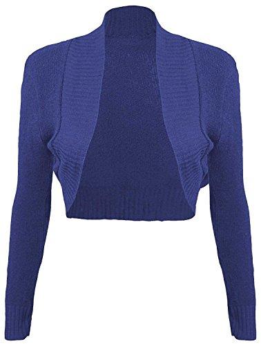 Momo&Ayat Fashions -  Coprispalle  - Donna Royal Blue