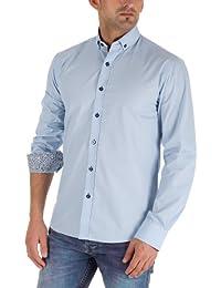 SELECTED HOMME Herren Freizeithemd 16031646 One Mix Count shirt ls