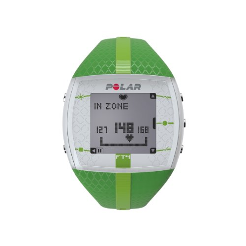 POLAR Sportuhr FT4F Green, 0725882012865