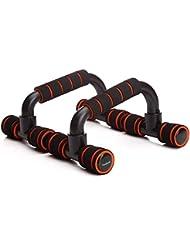 Grofitness de construction de puissance Push Up Barres de barres de support la musculation Traction Coffre Bras Home équipements de salle de sport