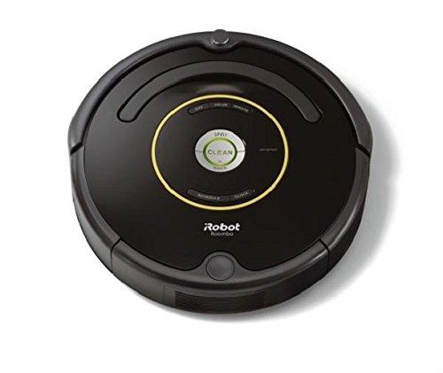 Le modèle Roomba 650 de chez iRobot