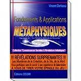 Fondements et applications métaphysiques