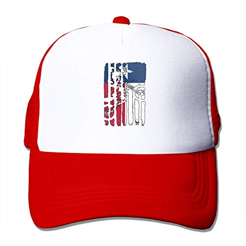 Sdltkhy American Texas Flag Motocross Adjustable Mesh Trucker Baseball Cap Men Women Hip-hop Hat Cool674