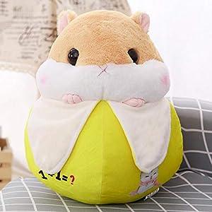 FUYUHAN Cute Hamster Plush Toys,