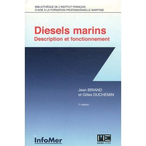Diesels marins