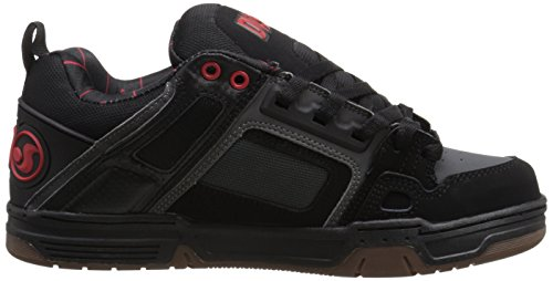 DVS Comanche Black Grey Black BLACK/GRAY/BLACK