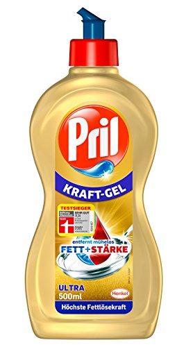 , 14er Pack (14 x 500 ml) (Geschirrspülmittel-gel)