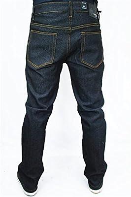 Kayden K SS Straight Leg Jeans Black Timber