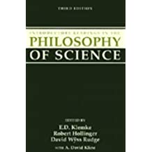 Introductory Readings in the Philosophy of Science (English Edition)