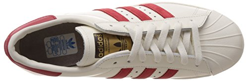 adidas  Superstar 80s Deluxe, Sneakers Basses homme Blanc