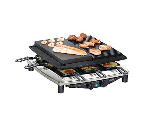 Steba-Gourmet-raclette RC 4plusdeluxeeds/SW 4011833302243Raclette