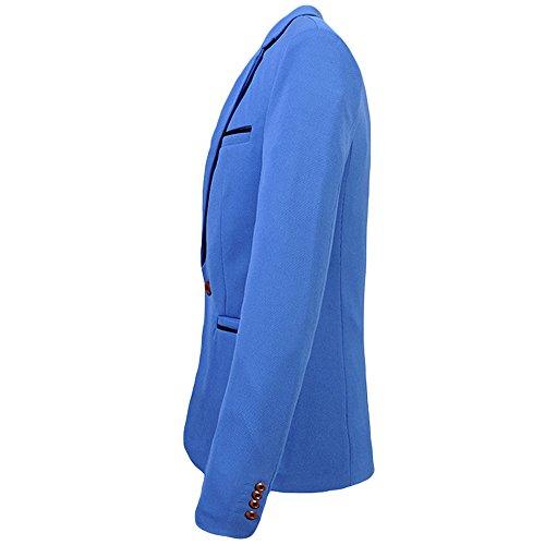YOUTHUP -  Giacca da abito  - Uomo Royal Blue