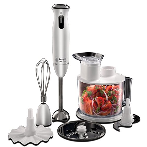 Russell Hobbs Aura 21500-56 Frullatore ad Immersione 6 in 1,...