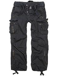 Brandit Royal Vintage Trousers Freizeithose schwarz 6XL