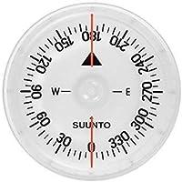 Suunto Dive SK-8, Unisex Adulto, SS021118000, Negro, INKL. Gummiband