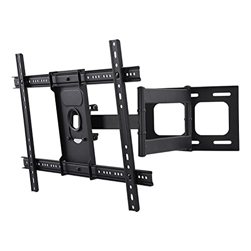 'BPS orientable televisores LCD, LED y de plasma Soporte de pared para televisor con 100–178cm (40–70) VESA universal, apto para todo tipo de fabricantes de TV ultra slim, Max VESA 600x 400, Capacidad 45kg