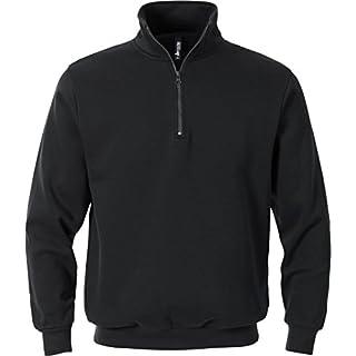 Acode 116774 Half Zip Sweatshirt Black L